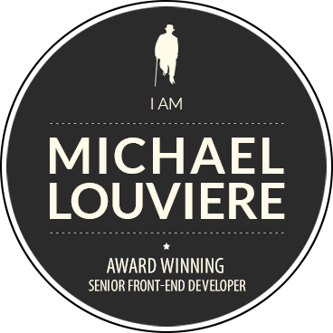 Michael Louviere - Award Winning Interactive Designer