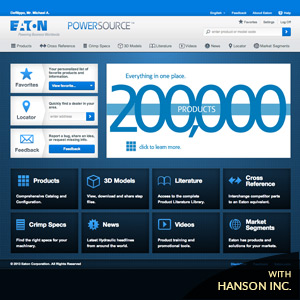 Application Development for Eaton Corp